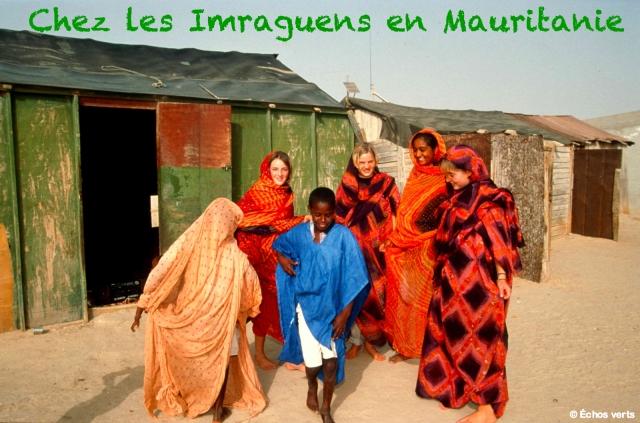 Imraguens- Mauritanie- échos verts