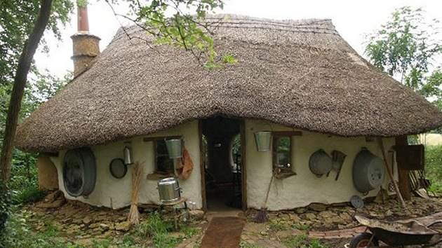 Maison d'un anglais à 150 euros
