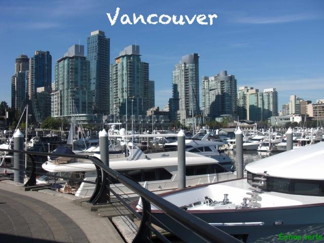 Vancouver BC Canada échos verts
