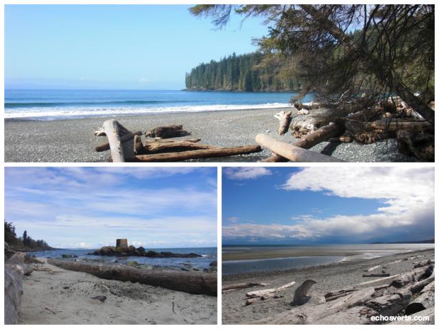 Plages- Ile de Vancouver- bis- copyright- échos verts