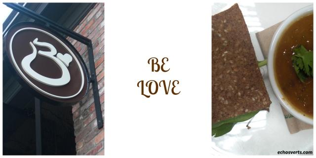 Be love- Victoria- copyright- échos verts