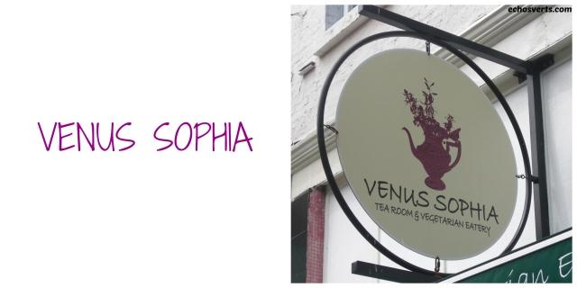 Venus Sophia- Victoria- copyright- échos verts