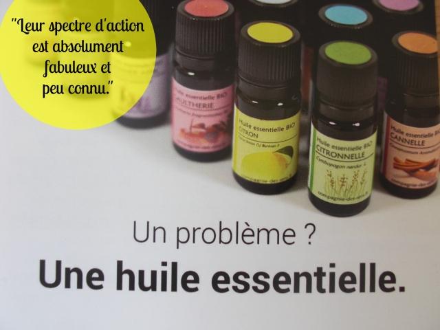 Compagnie des sens- huiles essentielles- échos verts