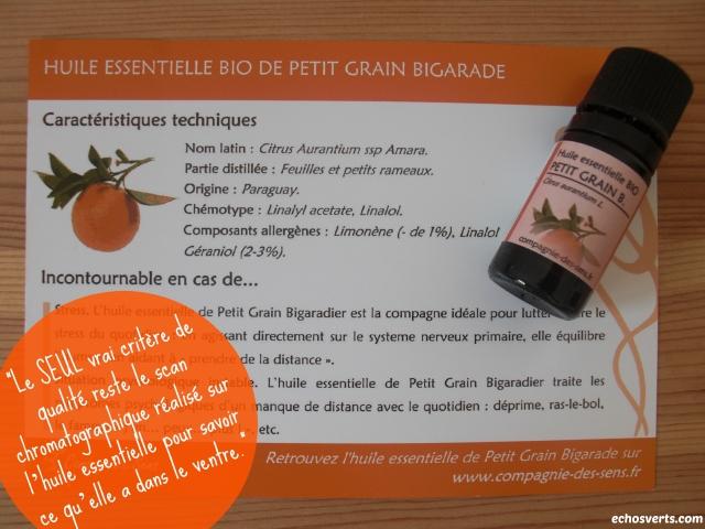 Compagnie des sens- Petit Grain- echos verts