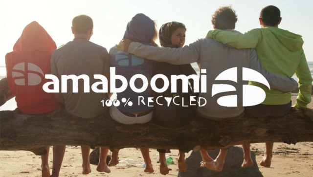 amaboomi vêtements et logo