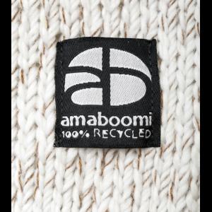 Etiquette 100% recyclé Amaboomi