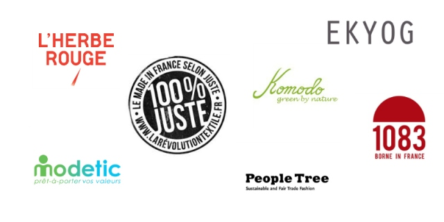marques éthiques écologiques