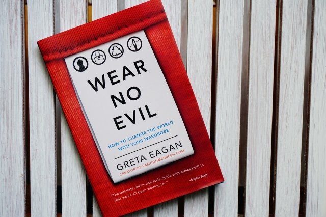Wear no evil Great Eagan le livre