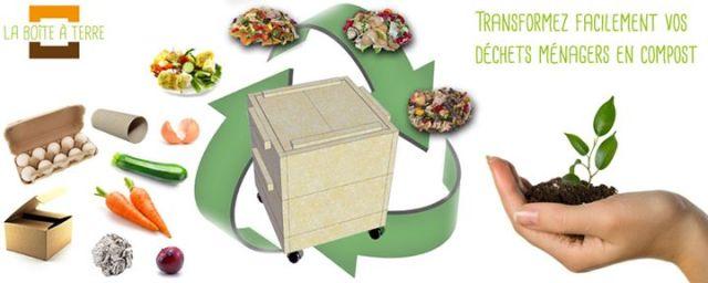 transformer déchets en compost