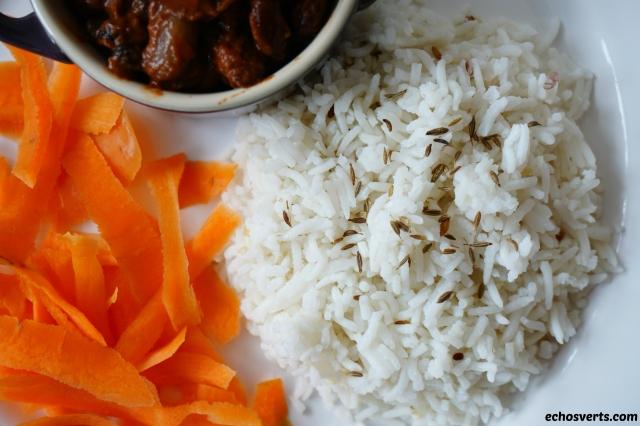 riz au cumin copyright echos verts