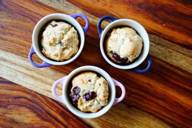 cuisine zéro déchet muffins