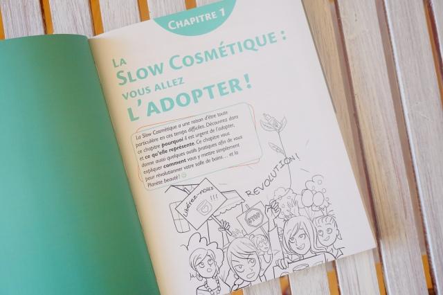 Slow cosmétique guide visuel ED. leduc.S