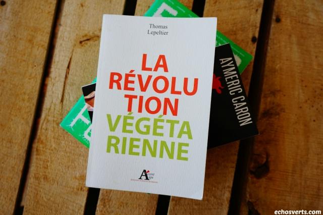 La révolution végétarienne Lepeltier echosverts.com