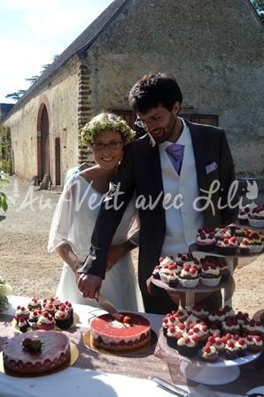 Au vert avec Lili mariage vegan
