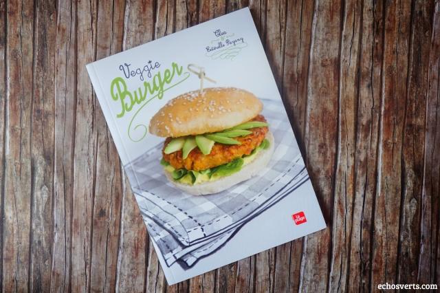 Veggie Burger de Clea- couverture - echosverts.com