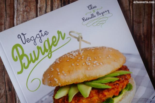 Veggie Burger de Clea- titre- echosverts.com