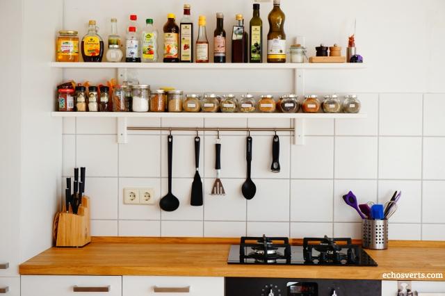 Cuisine eco-minimaliste echosverts.com