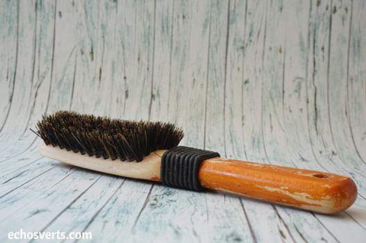 Brossage cheveux no-poo echosverts.com
