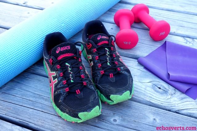 Faire du sport le matin- copyright echosverts.com