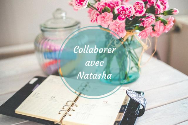 Collaborer avec Natasha Echos verts