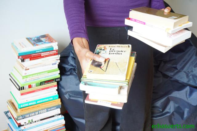 Partages- dons- échanges de livres echosverts.com