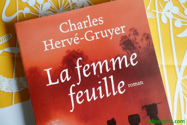 La femme Feuille Charles Hervé Gruyer