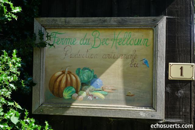 Ferme du Bec Hellouin - echosverts.com