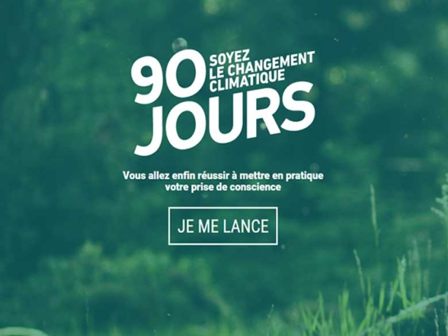 Application 90 jours