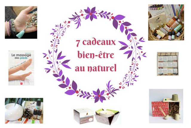 7 cadeaux bien-être naturel vegan echosverts.com