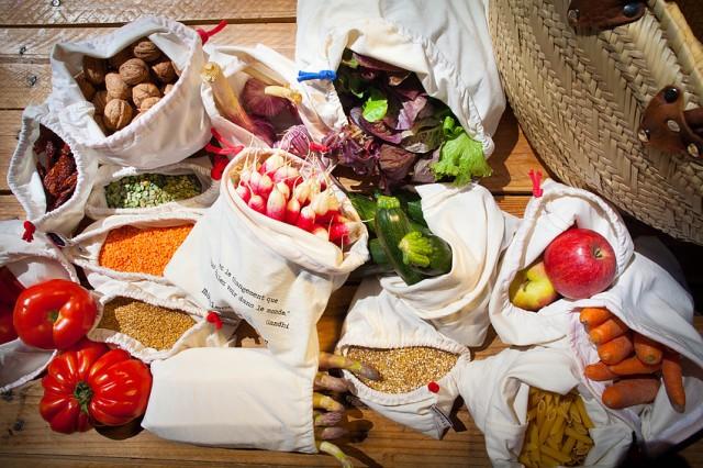 Ou Trouver Des Sacs Kraft : O? trouver de jolis sacs ? vrac pour ses courses z?ro