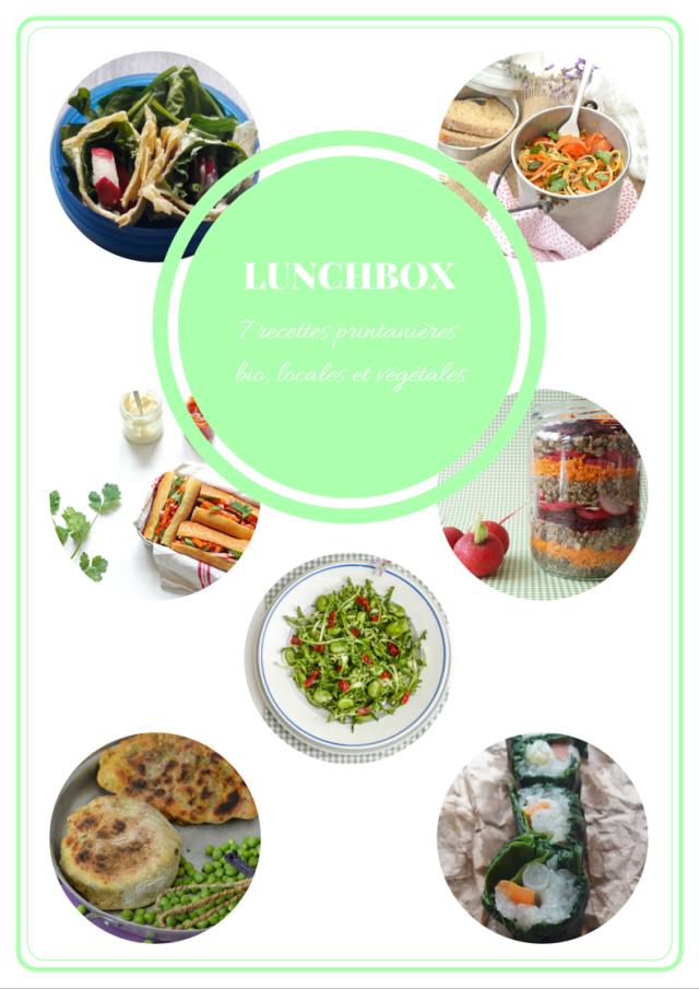 EBOOK- lunchbox vegane