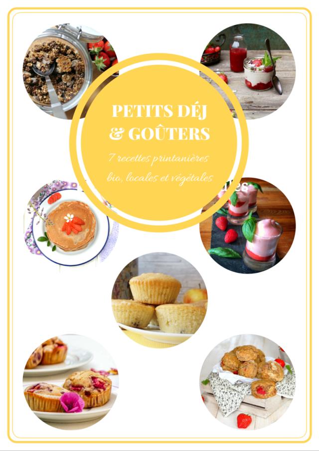 EBOOK- Petits déj et goûters