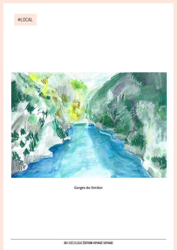 Peinture Idécologie Edition Spéciale Voyage