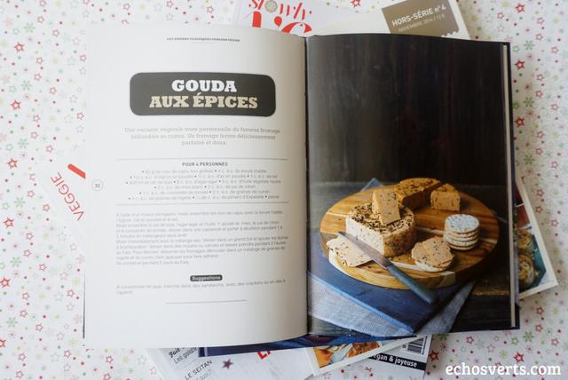 Cet hors,série de Kaizen magazine réunit 120 recettes festives végétariennes et végétaliennes réalisées principalement par Linda Louis et Ôna Maiocco ainsi